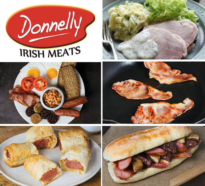 Wholesale Irish & British Foods